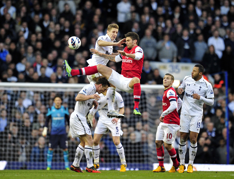 Bóng đá - Arsenal vs Tottenham Hotspur 19h00, ngày 06/11
