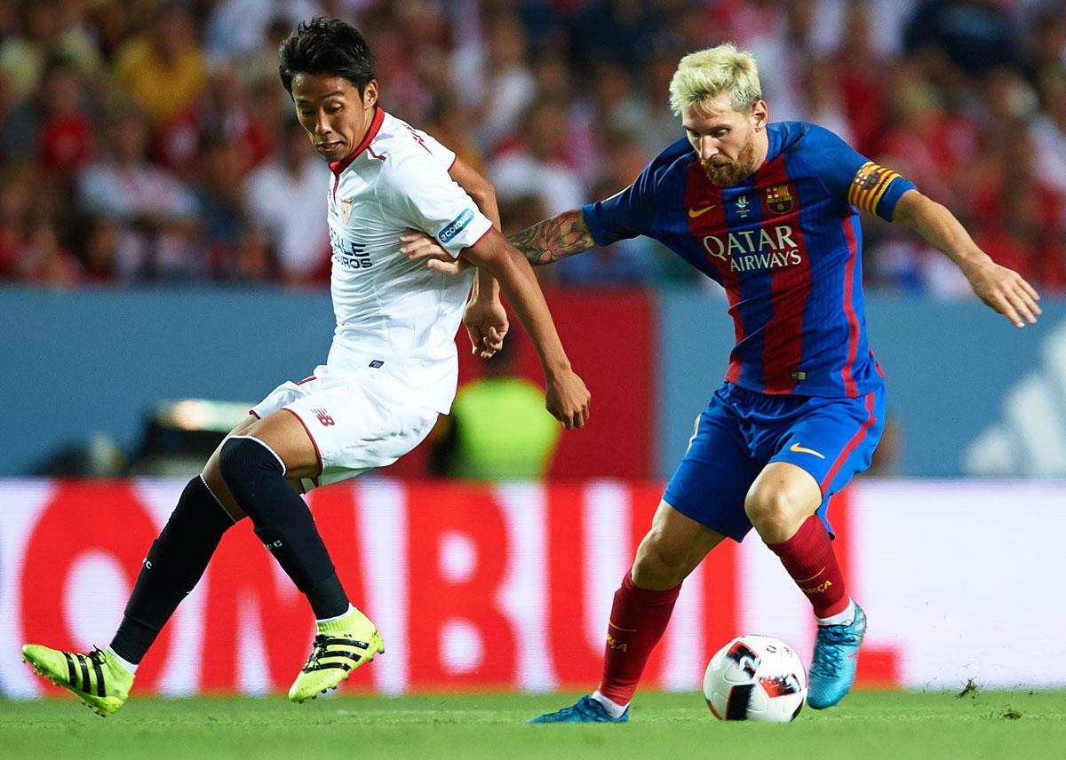 Bóng đá - Sevilla vs Barcelona 02h45, ngày 07/11