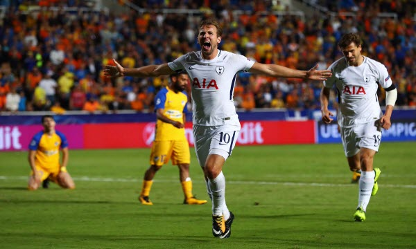 Bóng đá - Tottenham Hotspur vs APOEL Nicosia 02h45, ngày 07/12