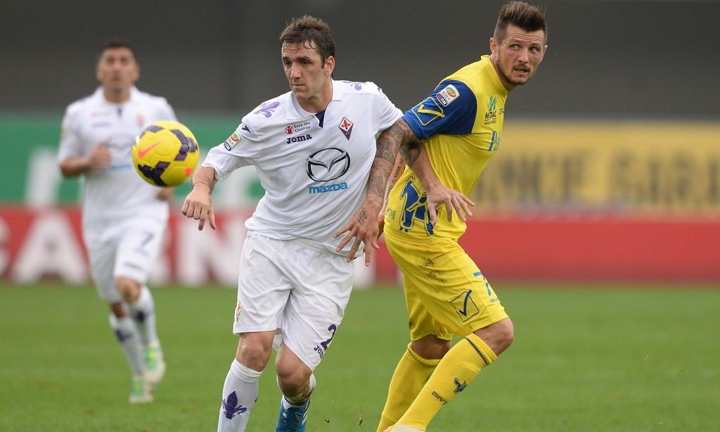 Bóng đá - Fiorentina vs Chievo: 03h00, ngày 09/01