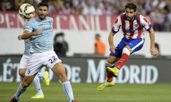 Bóng đá - Eibar vs Atletico Madrid 22h15, ngày 07/01
