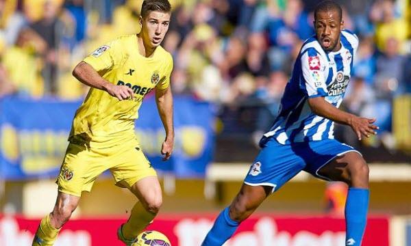 Bóng đá - Villarreal vs Deportivo La Coruna 00h30, ngày 08/01