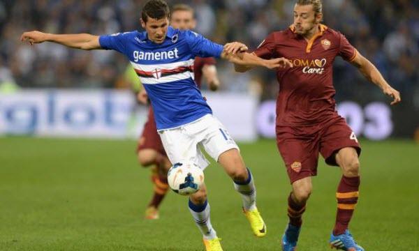 Bóng đá - AS Roma vs Sampdoria 02h45, ngày 08/02