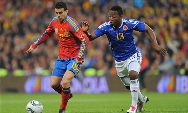 Bóng đá - Tây Ban Nha vs Colombia 02h30, ngày 08/06