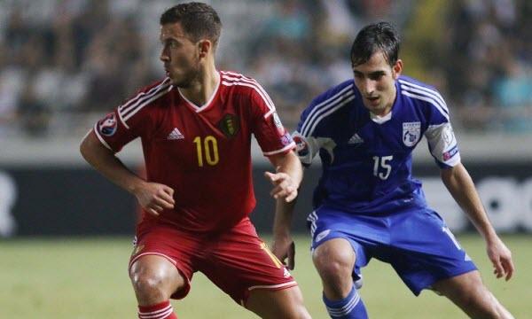 Bóng đá - Bỉ vs Bosnia 01h45, ngày 08/10