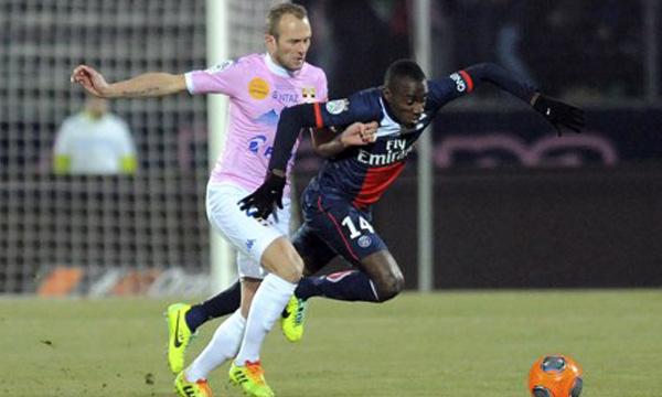 Bóng đá - Paris Saint Germain vs Sochaux: 22h59, ngày 07/12