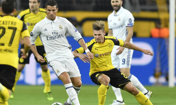 Real Madrid vs Borussia Dortmund 02h45, ngày 08/12