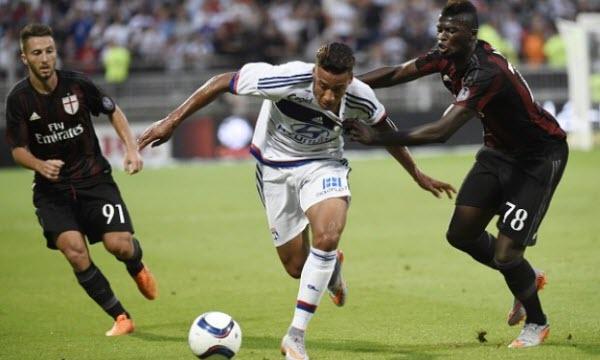 Bóng đá - Atalanta vs Lyon 01h00, ngày 08/12