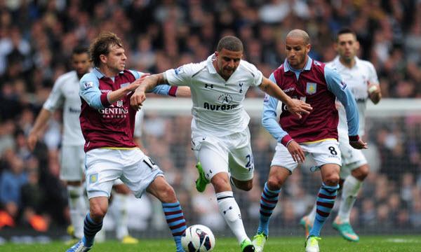 Bóng đá - Tottenham Hotspur vs Aston Villa 22h59, ngày 08/01