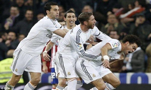 Bóng đá - Real Madrid vs Villarreal: 02h00, ngày 09/02