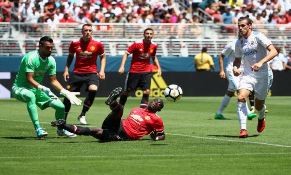 Bóng đá - Real Madrid vs Manchester United 01h45, ngày 09/08