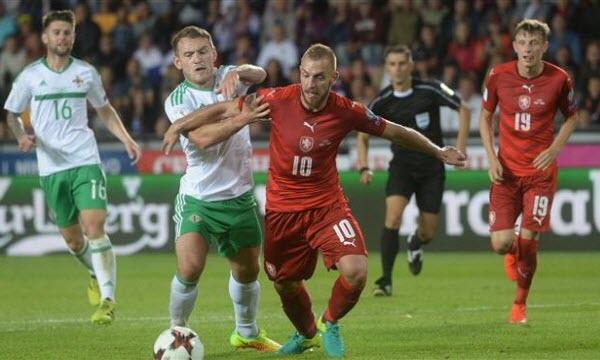 Bóng đá - Đức vs CH Séc 01h45, ngày 09/10