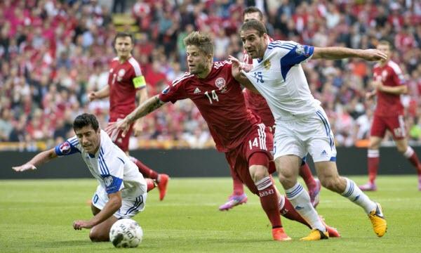 Bóng đá - Ba Lan vs Đan Mạch 01h45, ngày 09/10