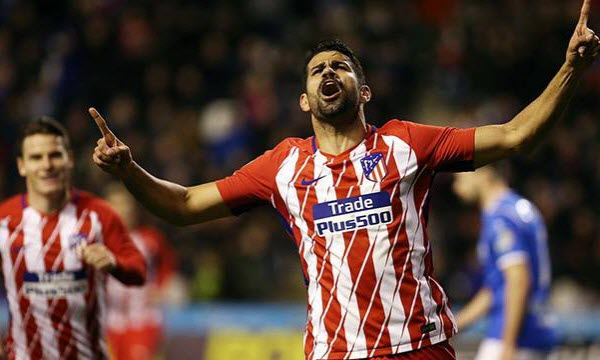 Bóng đá - Atletico Madrid vs Lleida 01h30, ngày 10/01