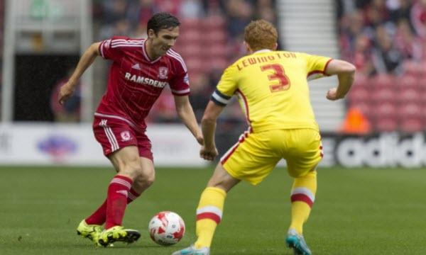 Milton Keynes Dons vs Middlesbrough 02h45, ngày 10/02