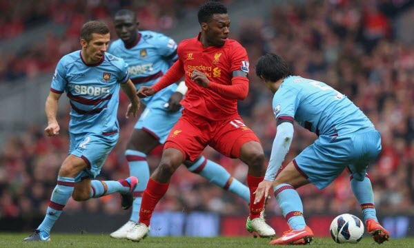 West Ham United vs Liverpool 02h45, ngày 10/02