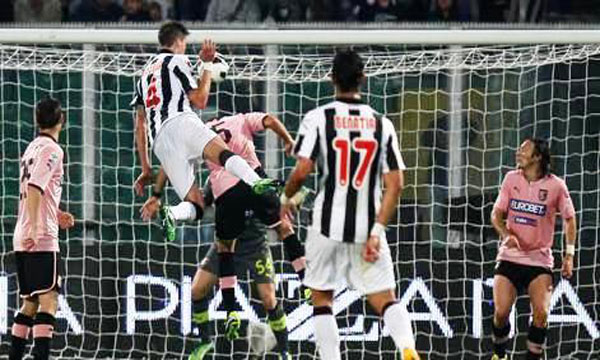 Bng , bng , clip bng  Palermo 2-3 Udinese (Highlights vng 36, gii VQG Italia 2012-13)