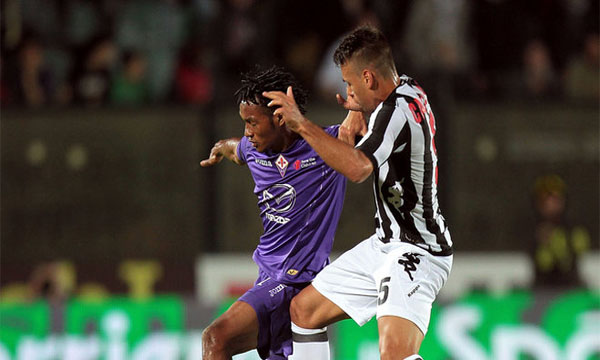 Bng , bng , clip bng  Siena 0-1 Fiorentina (Highlights vng 36, gii VQG Italia 2012-13)