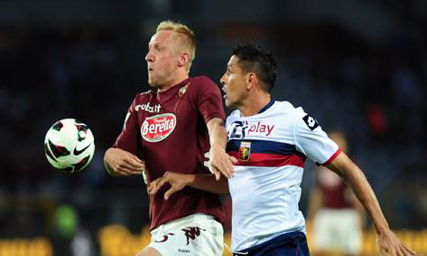 Bng , bng , clip bng  Torino 0-0 Genoa (Highlights vng 36, gii VQG Italia 2012-13)