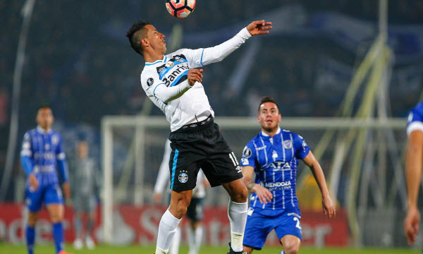 Gremio (RS) vs Godoy Cruz 05h15, ngày 10/08