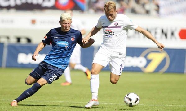 Bóng đá - Heidenheimer vs Erzgebirge Aue 01h00, ngày 10/08