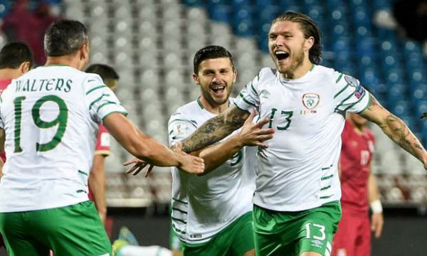 Bóng đá - Moldova vs CH Ireland 01h45, ngày 10/10