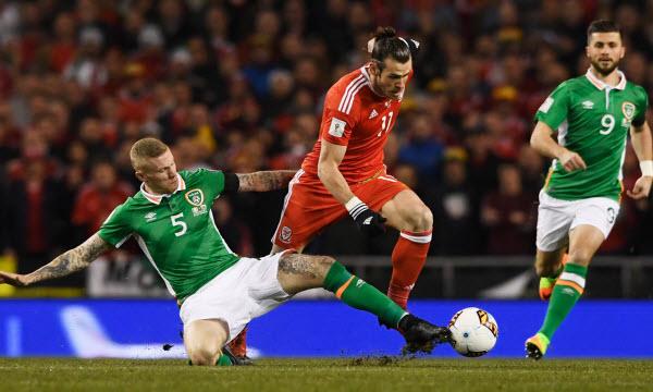 Bóng đá - Xứ Wales vs CH Ireland 01h45, ngày 10/10