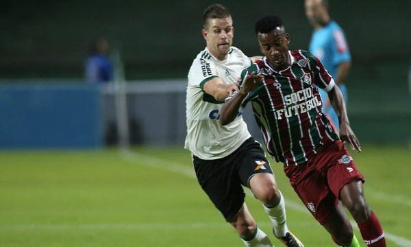 Bóng đá - Fluminense (RJ) vs Coritiba (PR) 06h00, ngày 10/11