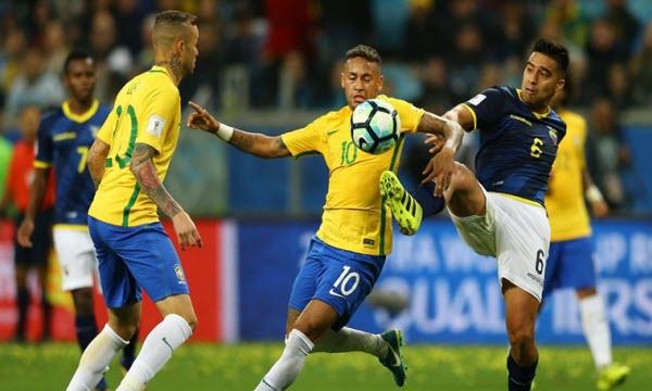 Bóng đá - Nhật Bản vs Brazil 19h00, ngày 10/11