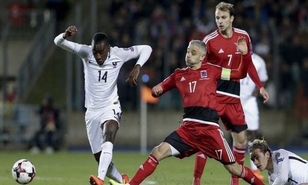 Bóng đá - Pháp vs Xứ Wales 03h00, ngày 11/11