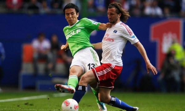 Bóng đá - Hamburger vs Wolfsburg 21h30, ngày 09/12
