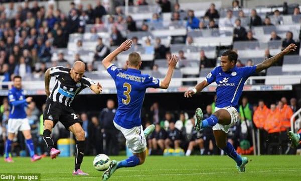 Bóng đá - Newcastle United vs Leicester City 00h30, ngày 10/12