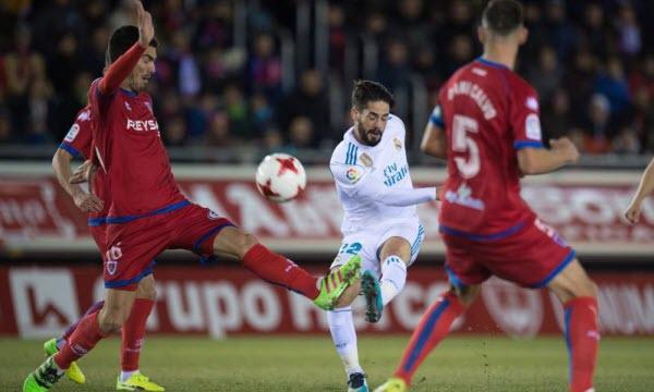Bóng đá - Real Madrid vs Numancia 03h30, ngày 11/01