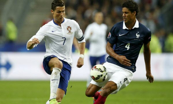 Bóng đá - Thông tin trước trận: Pháp vs Bồ Đào Nha