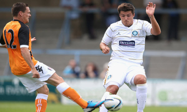Wycombe Wanderers vs Fulham 01h45, ngày 12/08