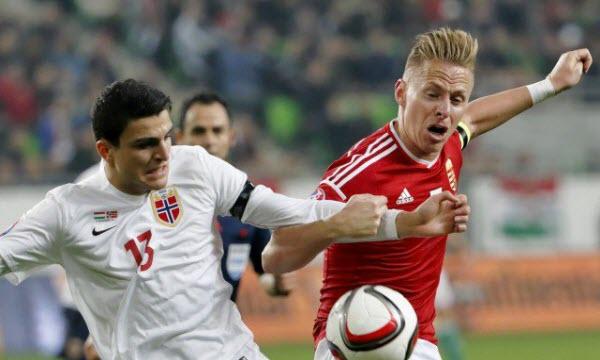 Bóng đá - Latvia vs Hungary 01h45, ngày 11/10