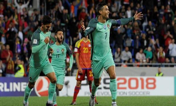 Bóng đá - Bồ Đào Nha vs Thụy Sỹ 01h45, ngày 11/10