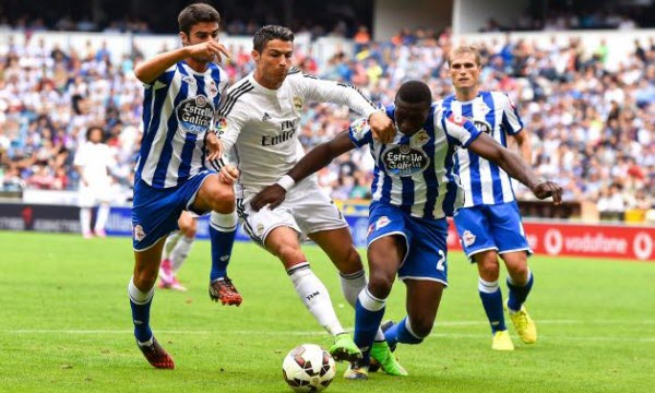 Bóng đá - Real Madrid vs Deportivo La Coruna 02h45, ngày 11/12