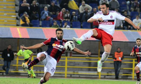 Bóng đá - AC Milan vs Bologna 02h45, ngày 11/12