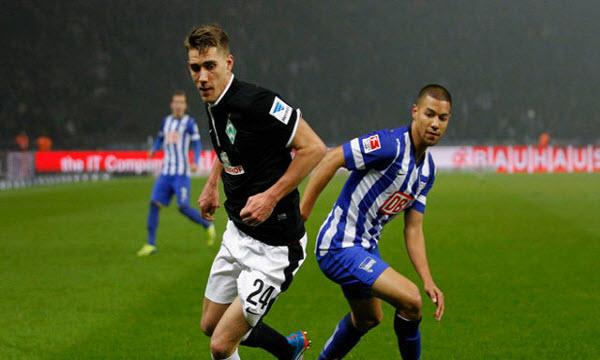 Bóng đá - Augsburg vs Hertha Berlin 00h00, ngày 11/12