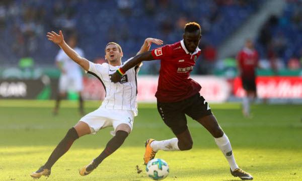 Bóng đá - Hannover 96 vs Hoffenheim 21h30, ngày 10/12