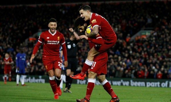 Bóng đá - Liverpool vs Everton 21h15, ngày 10/12