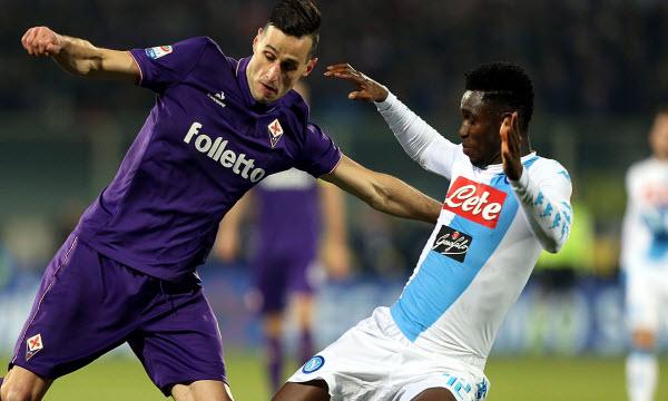 Bóng đá - Napoli vs Fiorentina 21h00, ngày 10/12