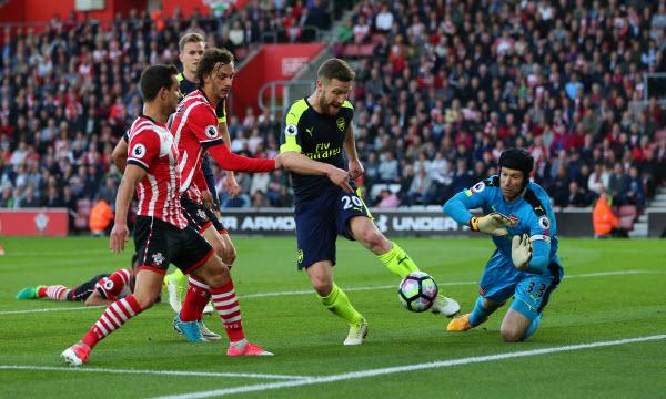 Bóng đá - Southampton vs Arsenal 19h00, ngày 10/12