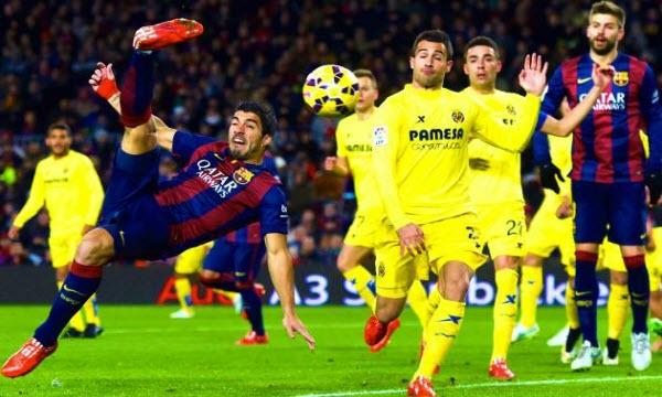 Bóng đá - Villarreal vs Barcelona 02h45, ngày 11/12