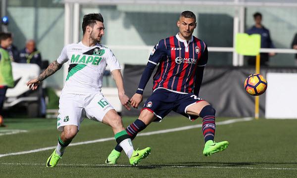 Bóng đá - US Sassuolo Calcio vs Crotone 00h00, ngày 11/12