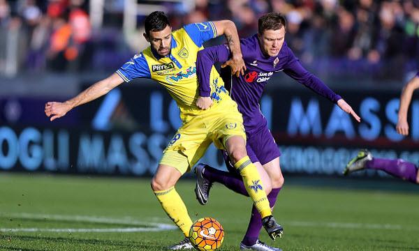 Bóng đá - Fiorentina vs Chievo 23h30, ngày 11/01