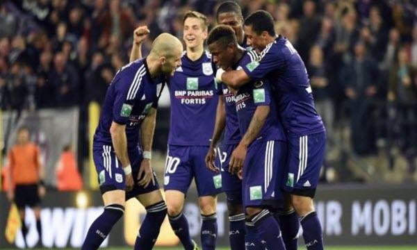 Bóng đá - KSC Lokeren vs Anderlecht: 01h30, ngày 12/04