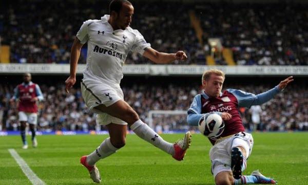 Bóng đá - Tottenham Hotspur vs Aston Villa 21h00, ngày 11/04