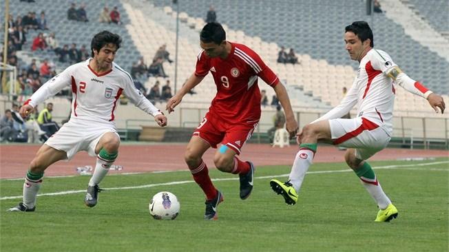 Lebanon vs Iran